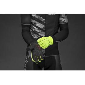 GripGrab Windster Hi-Vis - Gants Homme - vert/noir